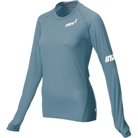 inov-8 Base Elite LS Baselayer Damen blue/grey